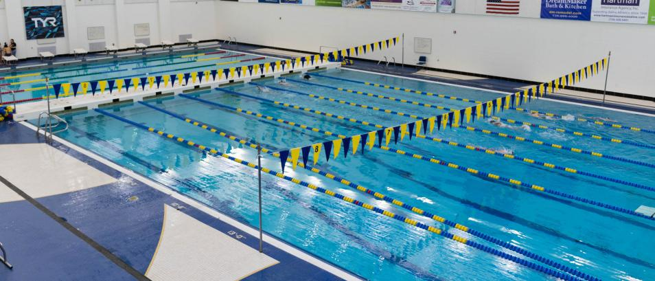 Saline High School Swimming Pool