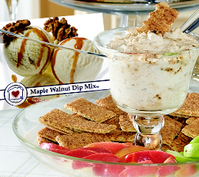 Country Home Creations Maple Walnut Dip Mix