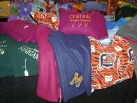 Dodge's Fleece Blankets & Pillows with Sports Teams Embroidery