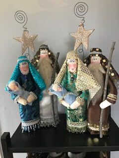 Schultz- Soft Nativity of Mary, Joseph and Jesus (2 samples)
