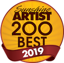 Sunshine Artist 200 Best Logo