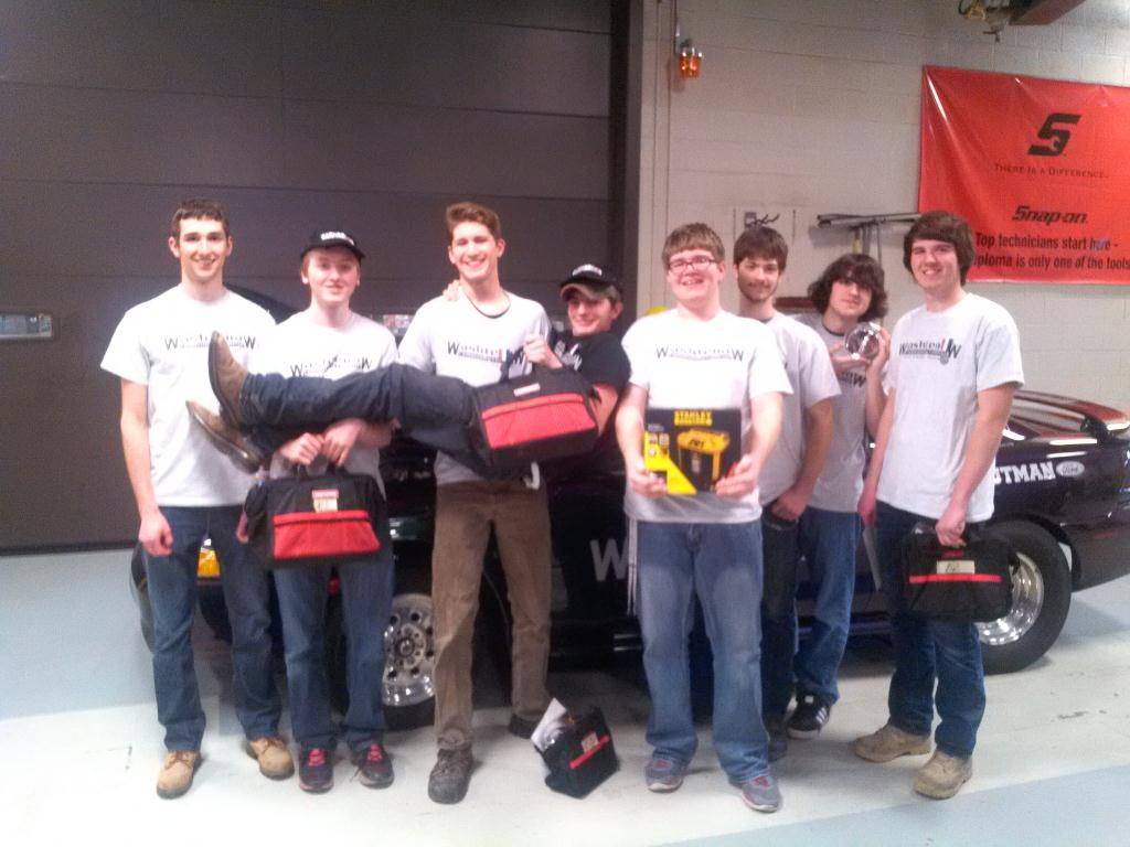 Skills USA Regional Competition 2014-15 Group